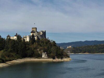 Z Dunajcem w tle