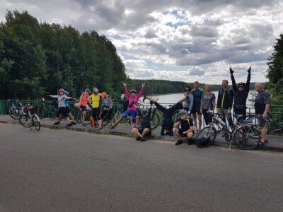 Rower i joga – Boże Ciało
